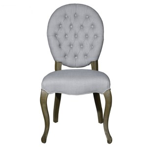 China Cheap price Interlocking Arms Church Chair - Wood dining chair SF-FM13 – Jiangchang Furniture