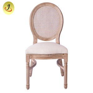 Wood Rattan Dining chair SF-FM16