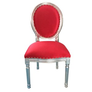 Hot Sale for Good Quality Price Cheap Auditorium Chair - Wood luis chair SF-FM14 – Jiangchang Furniture