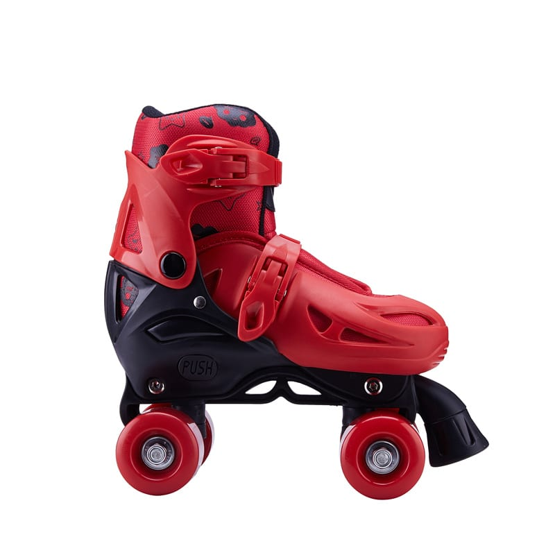 Well-designed Colorful Plastic Shell Skate -