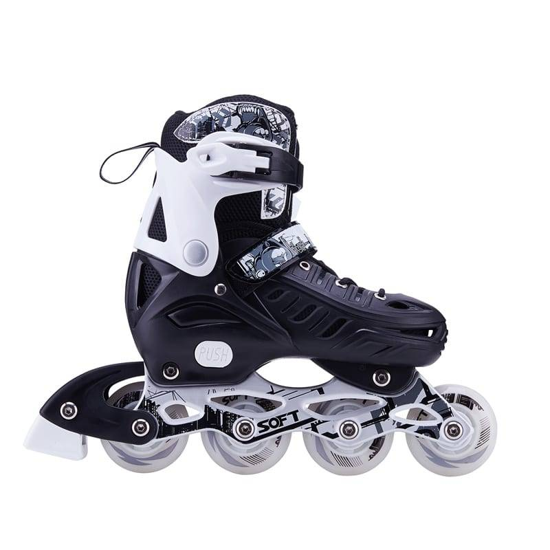 Cheap PriceList for Pu Lighting Wheel Roller Skate Shoes -