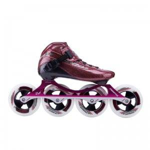 New design of inline skates with fixed competitive price.