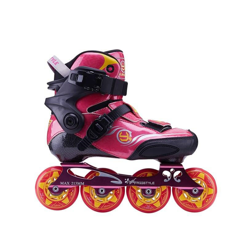 China Cheap price New Frame Big Wheel Speed Inline Skate -