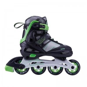 Factory best selling 2019 Adjustable Inline Blade Skate Wheels 70mm 4 Wheel Roller Skate Light-up Roller Skates