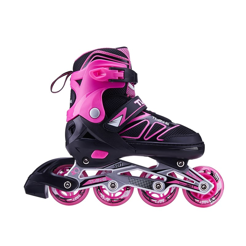 TE-281B Stiching toecap skates Featured Image