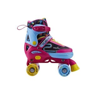 2017 Latest Design 80mm Wheel Speed Slalom Skate -
