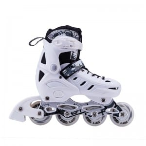 Super Lowest Price Four Wheel Scooter With Music – TE-761 Plastic shell skates – Swan Sport