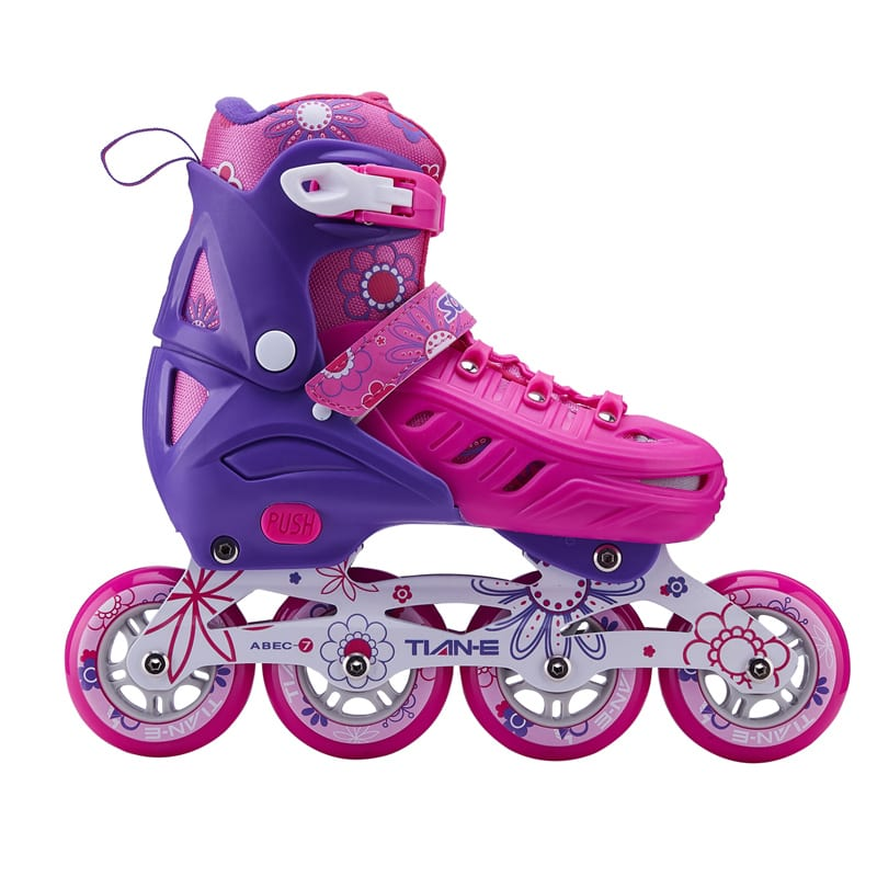 Hot-selling Flashing Wheel Inline Skates -