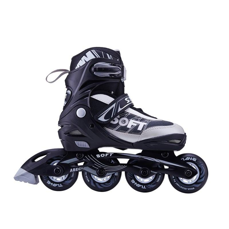 One of Hottest for Freestyle Slalom Skate -