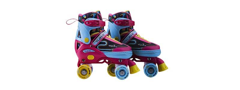 PATINS DE ROLO QUAD