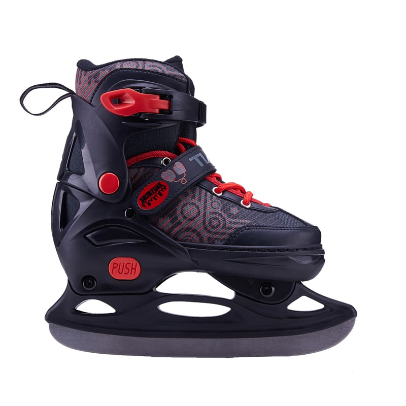 Lowest Price for Pu Wheel Rivet Toecap Skate -