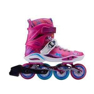 Hot-selling Adjustable Size Flashing Roller Skate Wheels