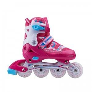 OEM China Lenwave Brand New Design Adjustable Inline Skates For Adults Full Carbon Inline Skates