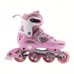 Wholesale Plastic Shell Inline Skate For Children -