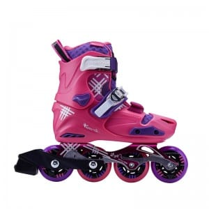 New Fashion Design for Hard Pp Inline Skates Kids -
