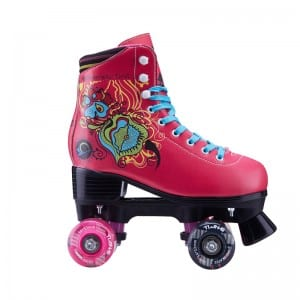 Rapid Delivery for 4 Wheel Flashing Roller Skate -