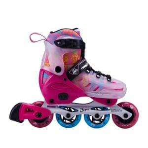 Wholesale Single Flashing Roller Skates -