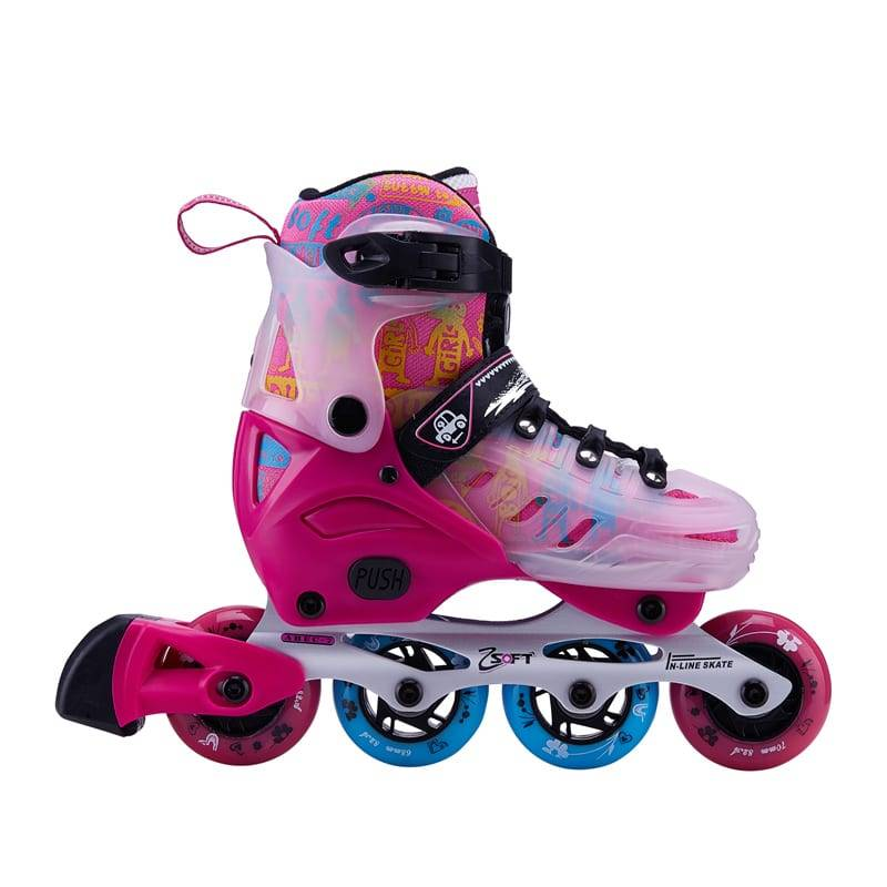 China wholesale Roller Skate Big Wheels 100mm -