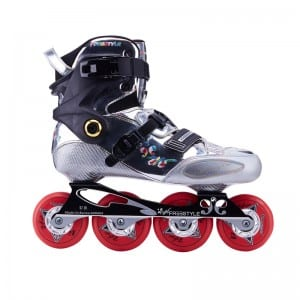 ODM Factory Bigbang Old School Type Customized Design South Korea Popular Style 4 Wheels Patines Roller Skate For Sale