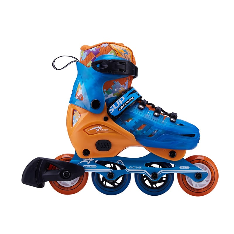 Best quality Glued Toecap Inline Skate For Adult -
