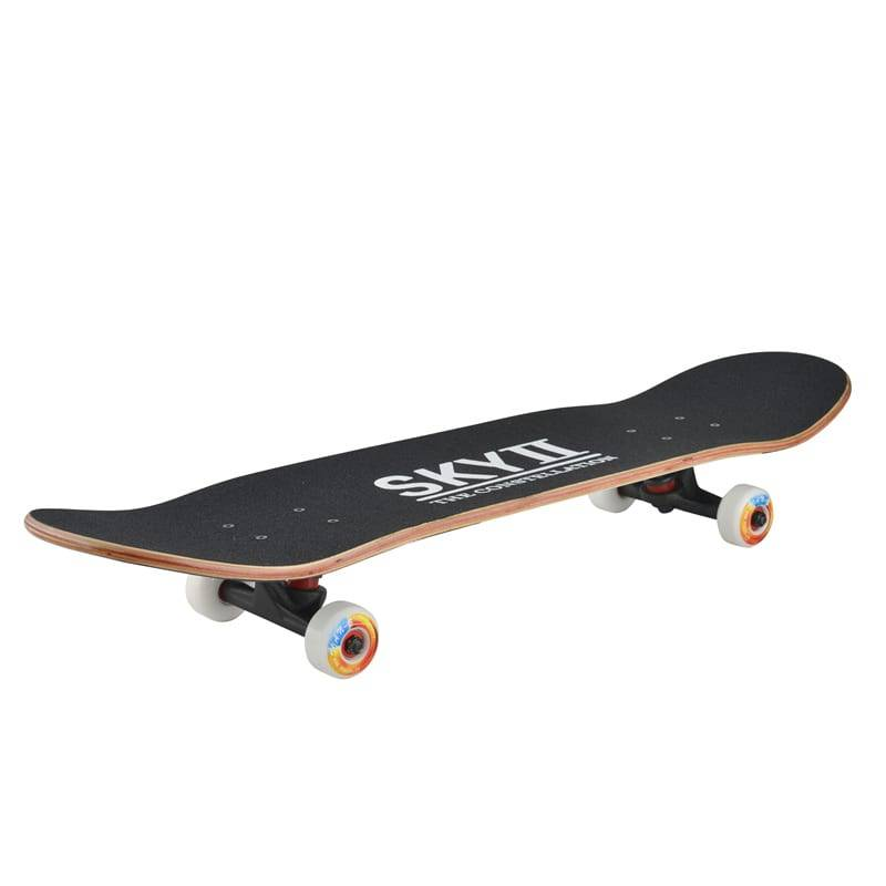 China wholesale Dual Hub Skateboard -