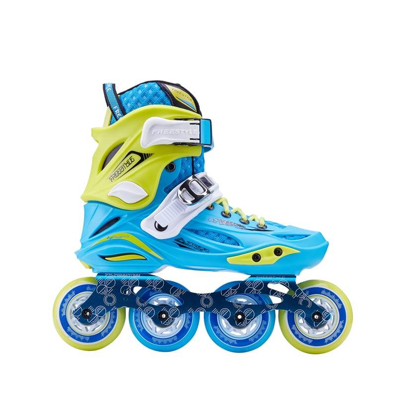 2017 China New Design 4 Wheel Double Roller Skate For Kids -