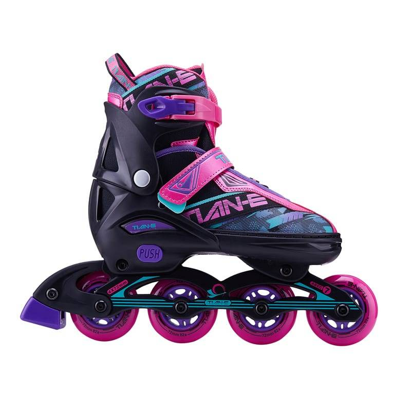 TE-781-18 Stiching toecap skates Featured Image