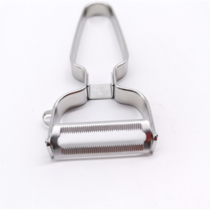 Hot-sale 304 Stainless Steel Vegetable Peeler Multifunctional Kitchen Hleper