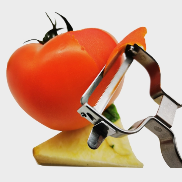 Hot-sale 304 Stainless Steel Vegetable Peeler Multifunctional Kitchen Hleper Featured Image
