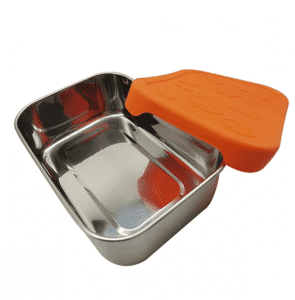 Health Safety Leak-Proof Cheap Stainless Steel Ss Lunch Box Silicone.