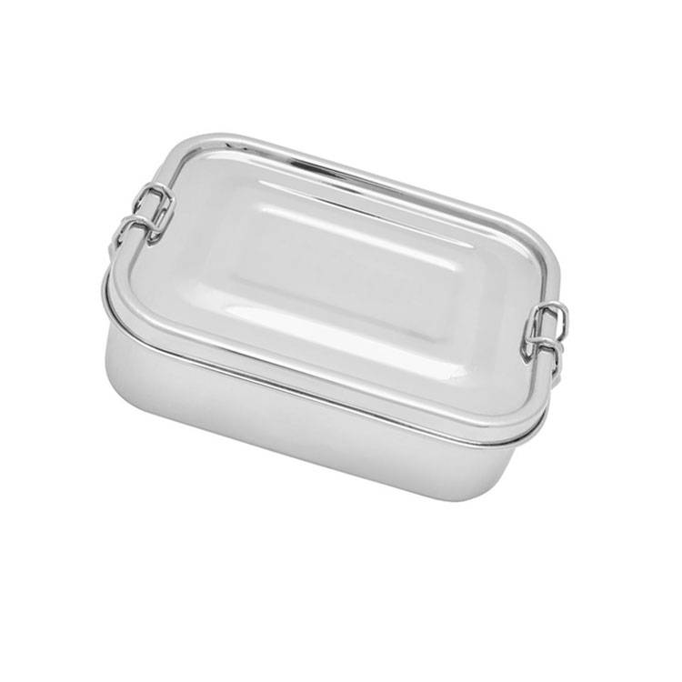 Short Lead Time for Steel Lunch Box Stainless -