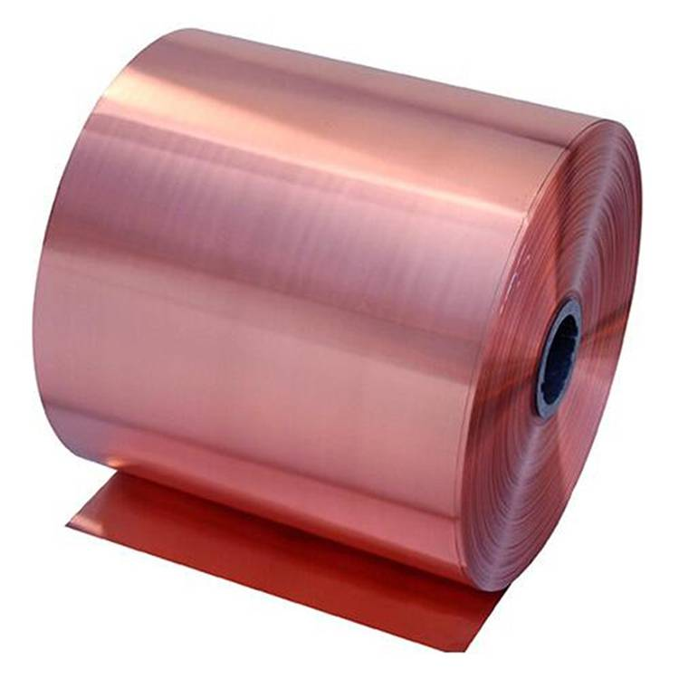 Factory wholesale Color Coated Aluminum Coil -