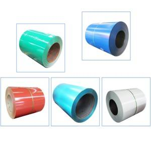 Weatherproof, Corrosion Resistant, Environmentally Friendly, Durable And Beautiful Colored Aluminum Coil