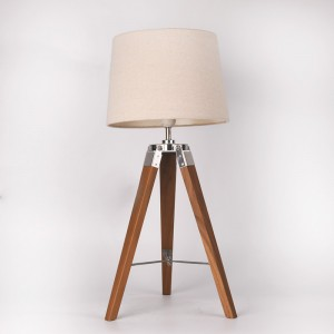 Wooden Desk Lamp-KL-T681