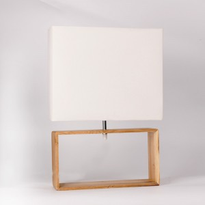 Wooden Desk Lamp-KL-WT220