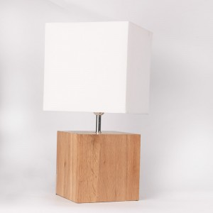 Wooden Desk Lamp-KL-WT221