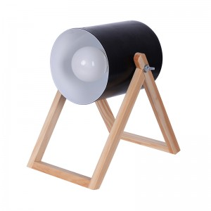 Wooden Desk Lamp-KL-T737S