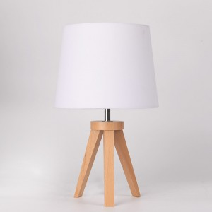 Wooden Desk Lamp-KL-WT240S