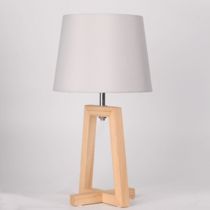 Wooden Desk Lamp-KL-WT204