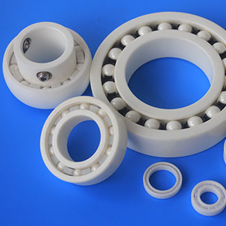 Full zirconia ball bearing
