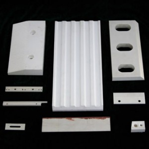 Zirconia Part in high speed Paper-Making machine