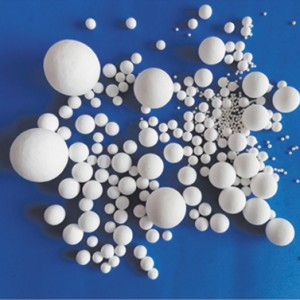 Top Suppliers Grinding Ball For Cooper - Alumina ceramic chemical packing balls  – Sanxin Hi-Tech Ceramics