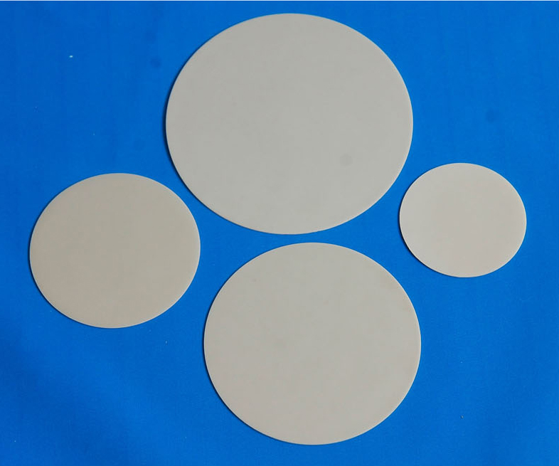 Top Suppliers Zro2 Grinding Media Ball - Aluminum Nitride substrate – Sanxin Hi-Tech Ceramics detail pictures
