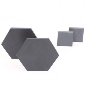 Best Price for Ceramic Air Vent Valve - Silicon Carbide Bulletproof Tile – Sanxin Hi-Tech Ceramics
