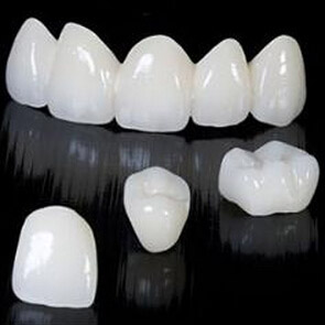 Zirconia Dental Ceramic Blocks