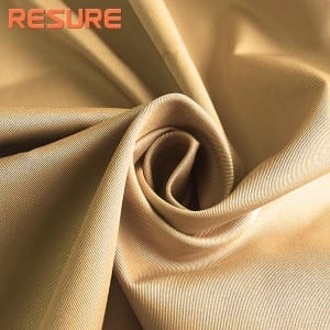 75D150D Double Weave Twill Fabric