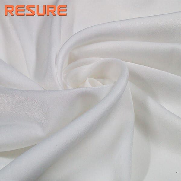 Alloy Roof Steel Crepe Chiffon Fabric -