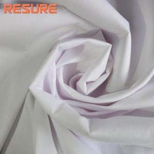 50s Cotton Nylon mixed Poplin Fabric