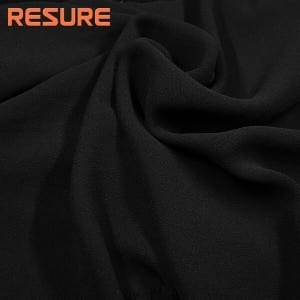 2019 wholesale price Soft Sarees Polyester Pleated Flower Printed Heavy Georgette Fabric