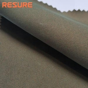 32s150D Cotton Nylon mixed Twill Fabric